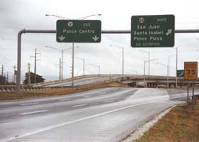 South end of PRI-2, at PR-2/PR-52 junction