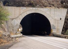 West portal of Olowalu Tunnel